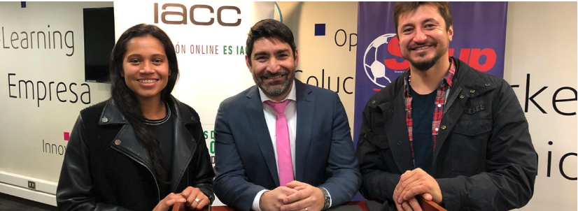 SIFUP celebra importante acuerdo educativo con Instituto IACC