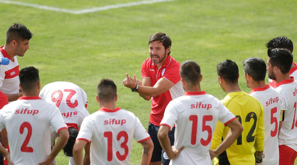 La roja del Sifup vs Union Española