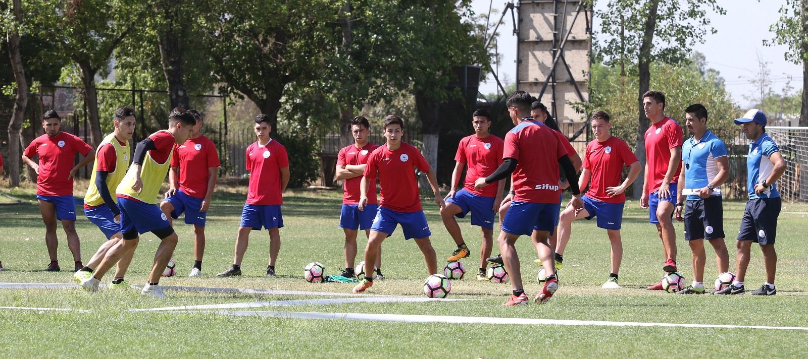 Se realizó primera práctica para jugadores libres en Santiago