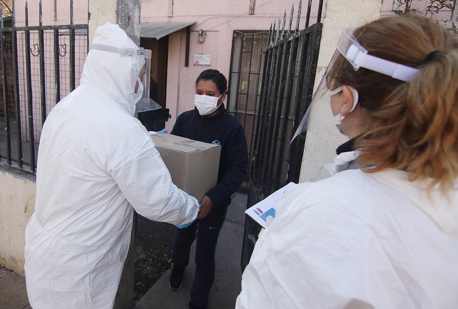 ACELERAN PLAN DE ENTREGA DE CANASTAS FAMILIARES