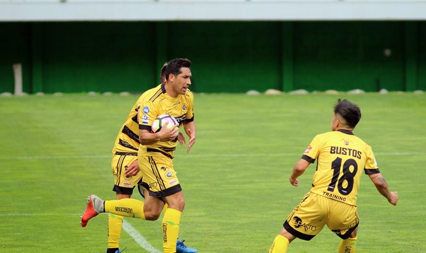 *Segunda División* Lautaro de Buin ratifica su liderazgo en el Campeonato