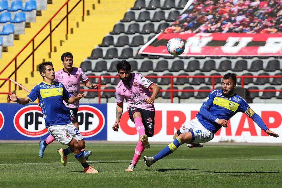 Ñublense se confirma como ganador de la primera rueda del Torneo de Primera B