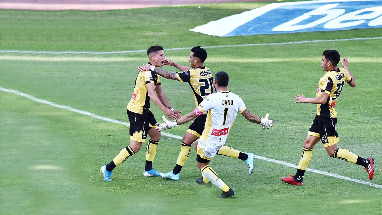 *Video* Los goles y jugadas de la decimoséptima fecha del Torneo Nacional