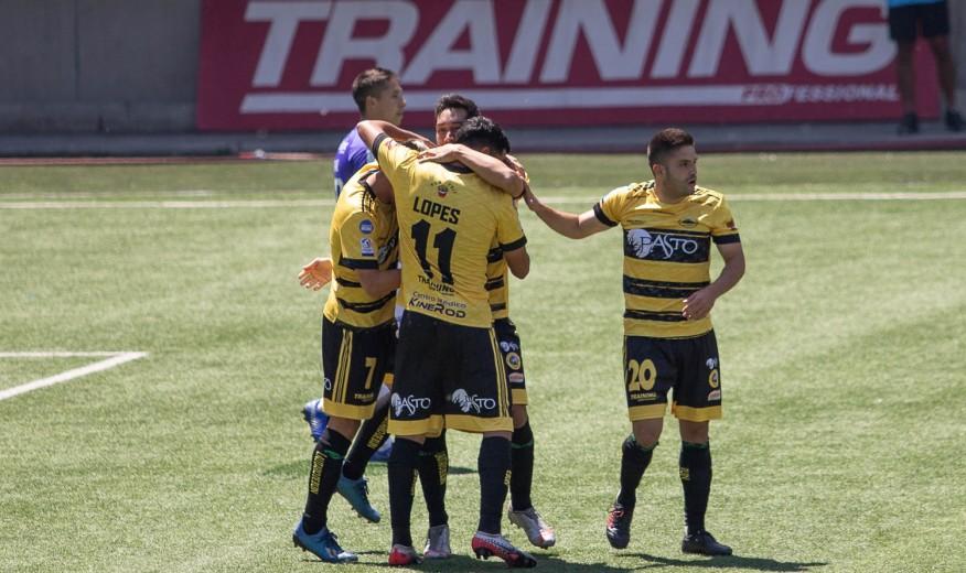 Lautaro de Buin confirma su ventaja en la cima del Torneo