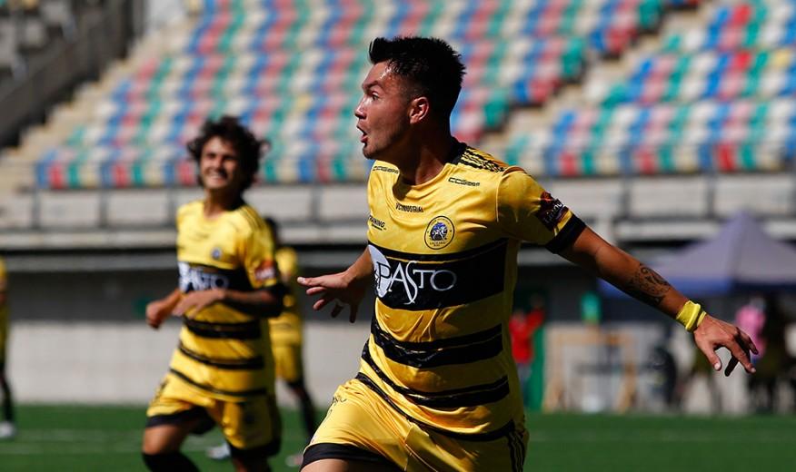 *Resumen Segunda División* Lautaro de Buin se mantiene firme en el liderato