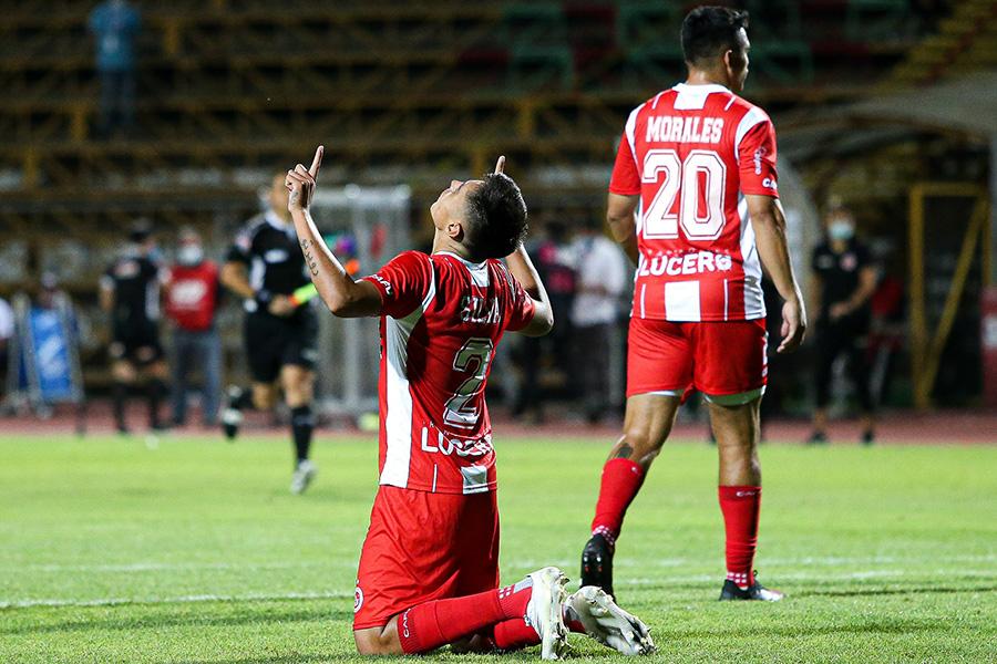 *Primera B* Unión San Felipe vence a Melipilla y toma ventaja en la final por el segundo ascenso