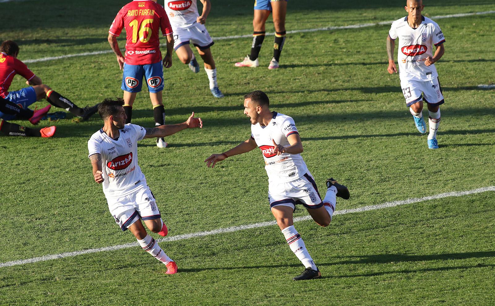 El triunfo de Melipilla ante Unión Española abre la tercera fecha del Torneo Nacional