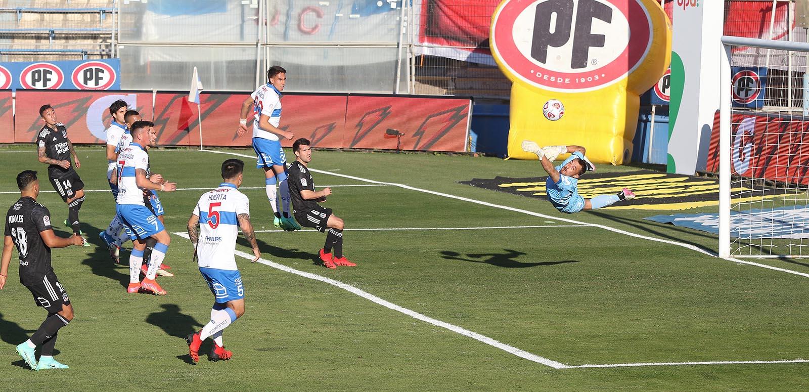 Universidad Católica y Colo Colo empataron sin goles en un nuevo clásico