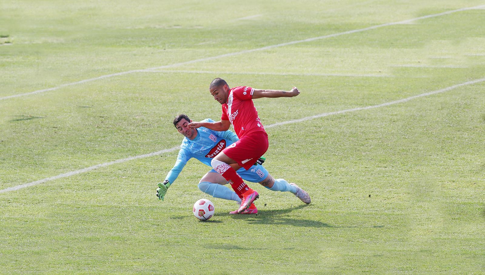 Deportes Melipilla y Curicó Unido repartieron puntos en La Pintana