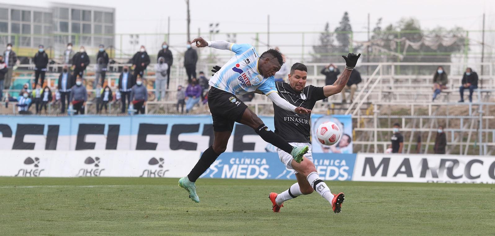 Santiago Morning venció a Magallanes y se instala en la cima del Torneo