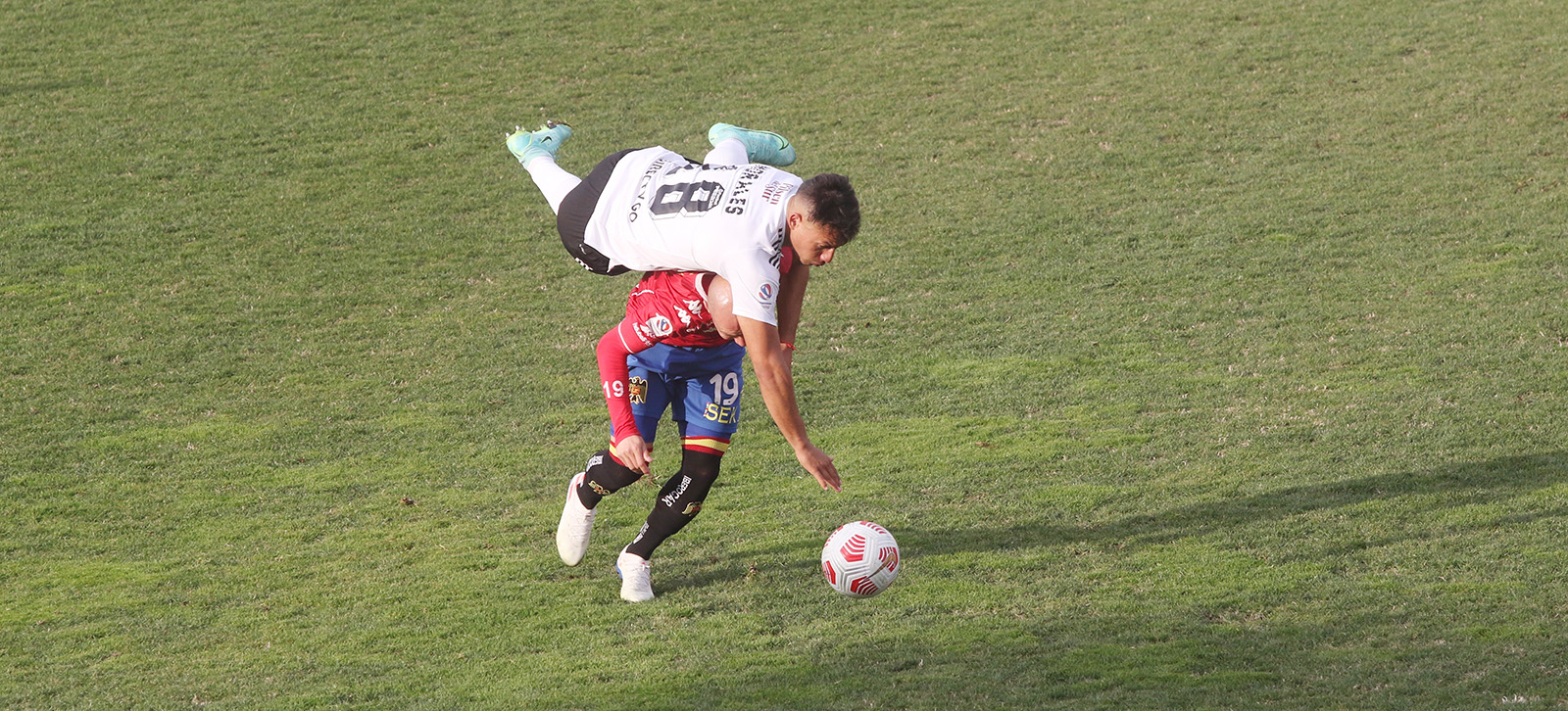 *VIDEO* Los goles y jugadas de la decimosexta fecha del Torneo Nacional